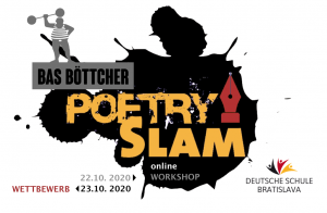 Poetry Slam mit Bas Böttcher – GEWINNER!