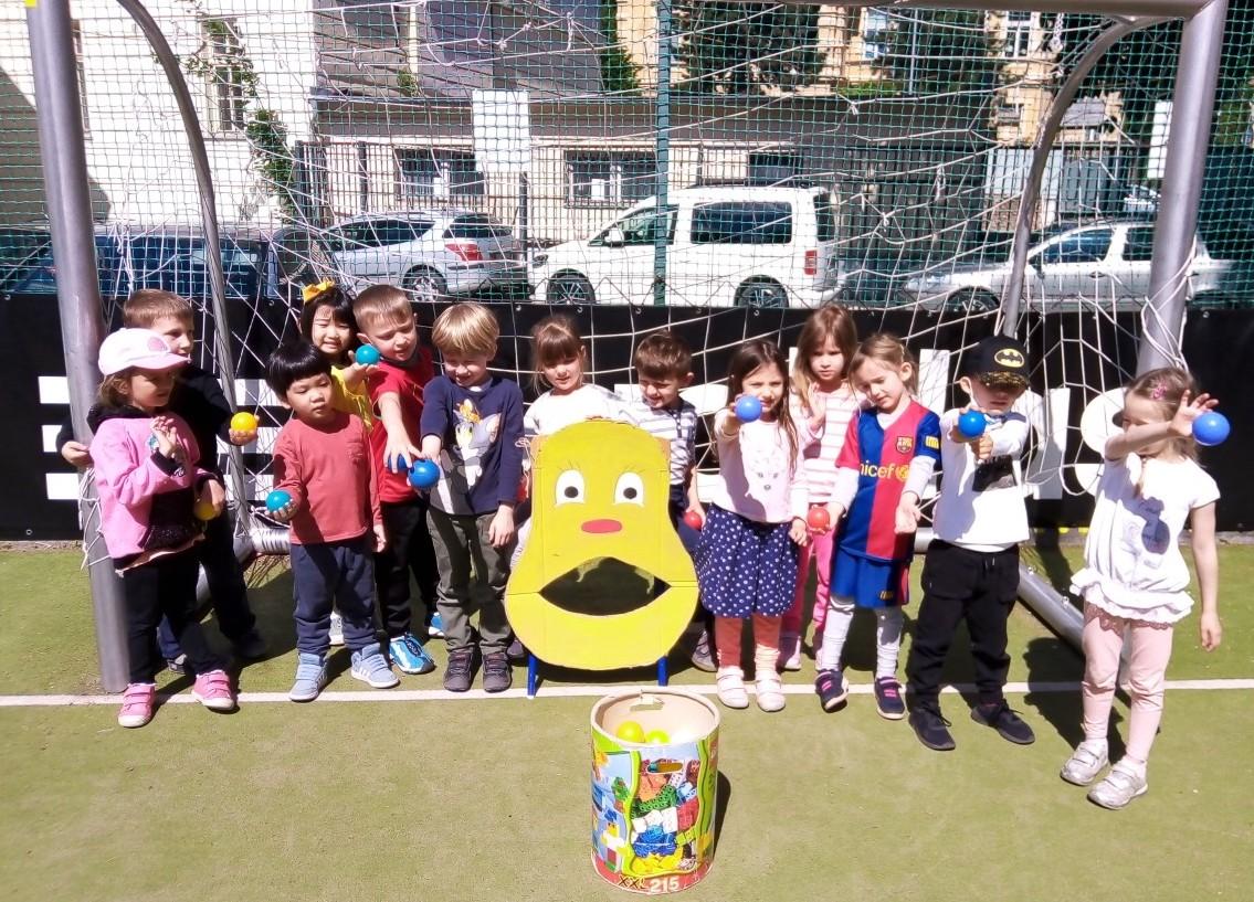"KINDERTAG – ""Sporttag im Kindergarten"""