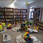 Ausflug Bibliothek