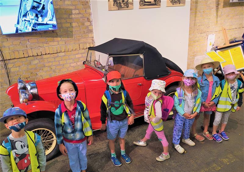 Im Verkehrsmuseum