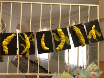 Bananenwoche Klasse 2b