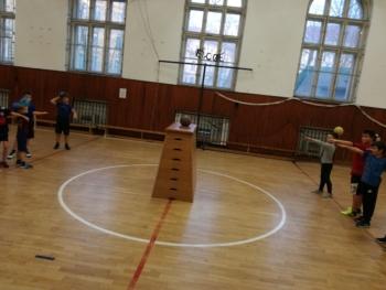 Minihandball-AG